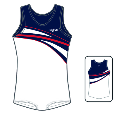 Men's leotard 8014-AB5