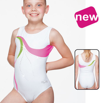 Leotard in elasthan 8687