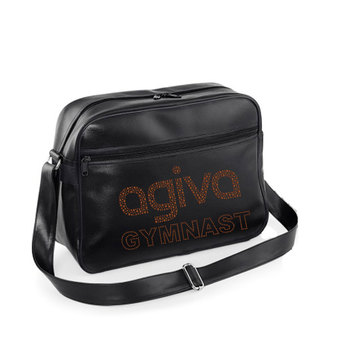 Sports Bag 9052-Black/Bronze